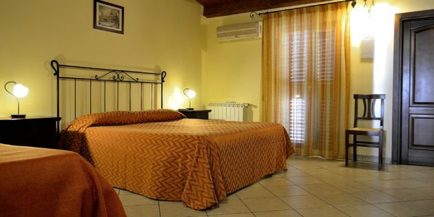 Bed & Breakfast Palermo - Odierna