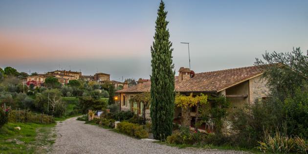 Casa Rural Castelnuovo Berardenga - La Fattoria