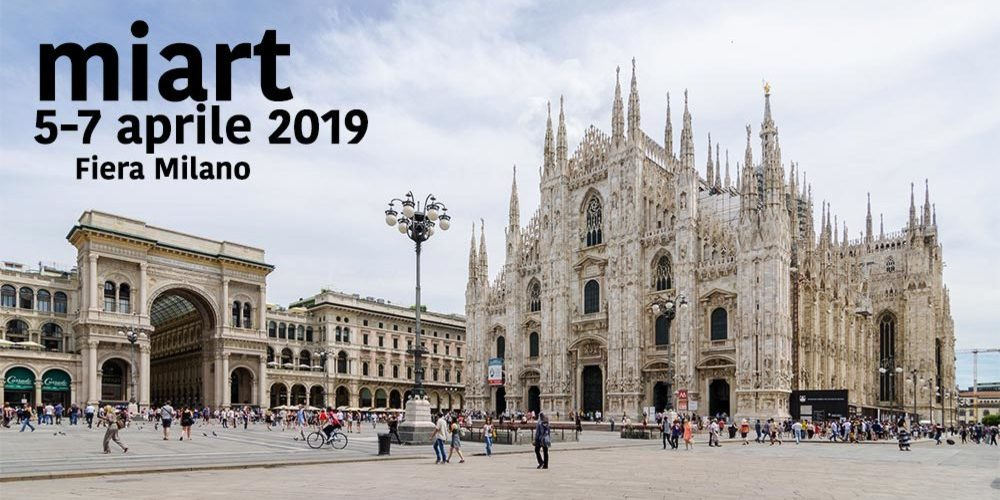 MIART at Fiera di Milano | April 5th - 7th 2019
