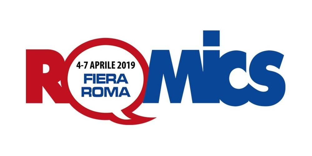 Romics 2019 - from April 4 to 7