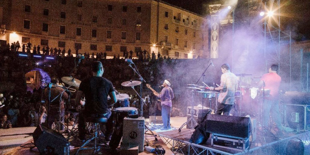 Locomotive Jazz Festival in Puglia